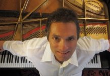 Versatile uplifting solo piano Christopher Boscole