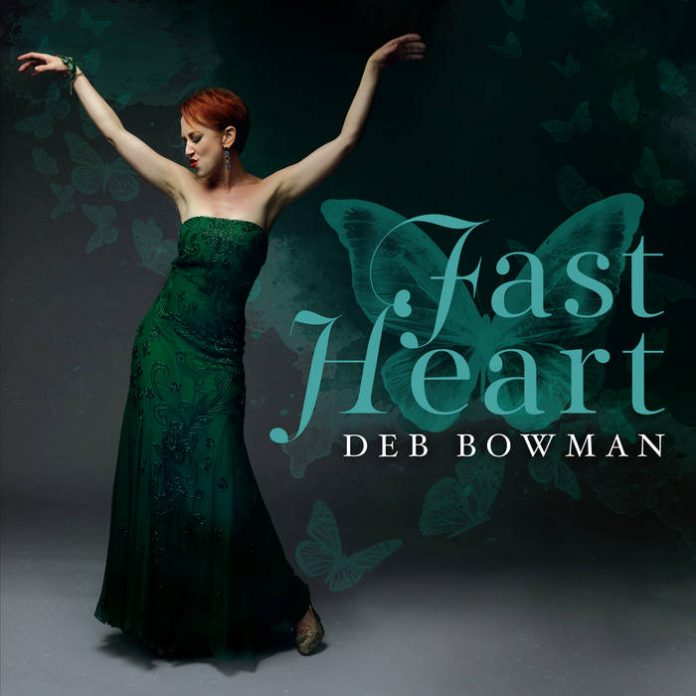 Refreshing multi talented jazz vocalist Deb Bowman