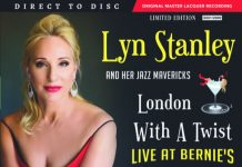 Solidly swinging jazz vocals Lyn Stanley