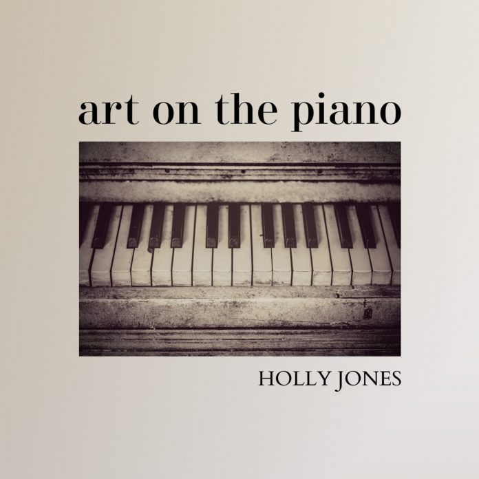 Artful keyboard magic Holly Jones