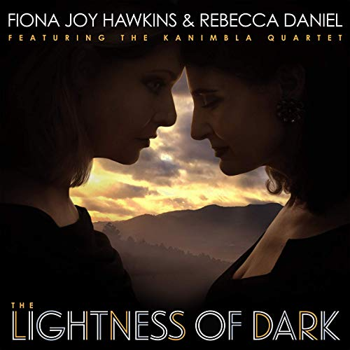 Absolutely exciting collaborative musical adventure Fiona Joy Hawkins & Rebecca Daniel