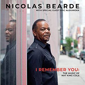 Silky smooth jazz vocals Nicolas Bearde