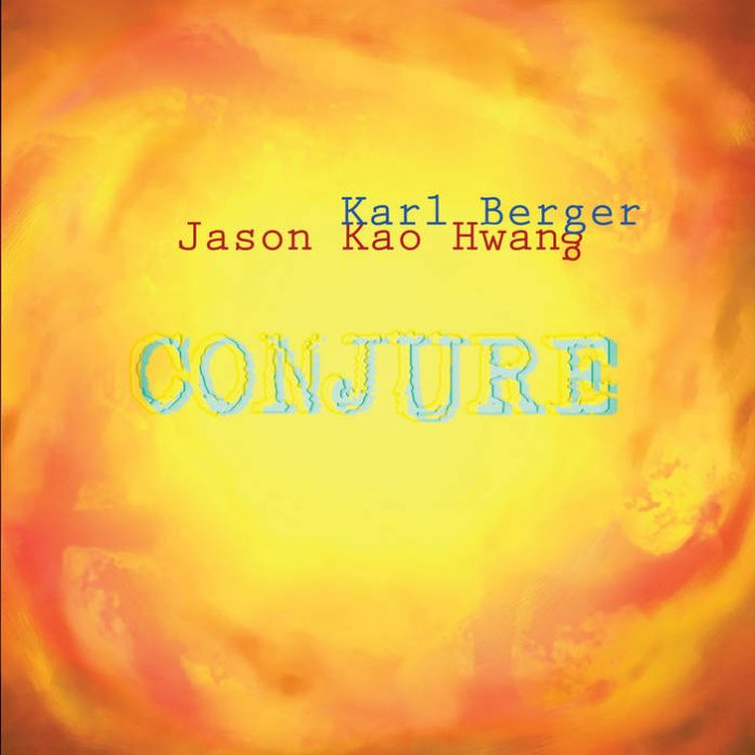 Wonderfully spontaneous unpredictable creativity Karl Berger-Jason Kao Hwang