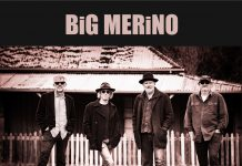 Classy alternative adult rock funk soul and pop Big Merino