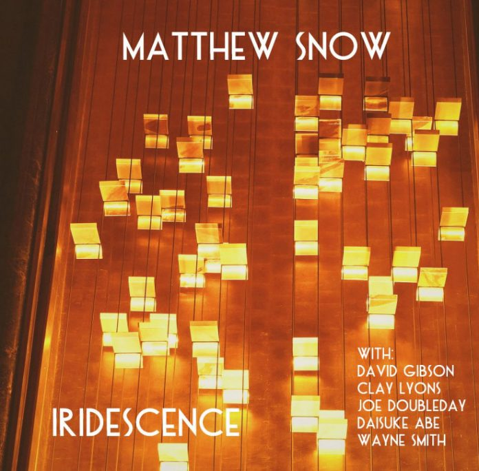 Highly impressive jazz bass debut Matthew Snow