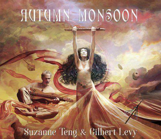 Uplifting serene musical adventure Suzanne Teng Gilbert Levy