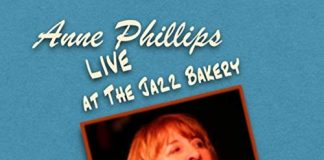 Captivating jazz vocals Anne Phillips