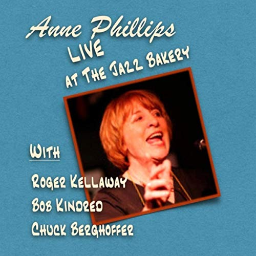 Captivating jazz vocals Anne Phillips