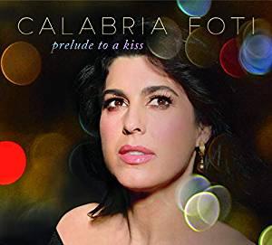 Tenderly intimate vocal jazz Calabria Foti
