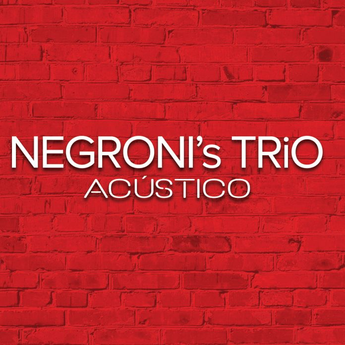 Super seductive jazz trio Negroni's Trio