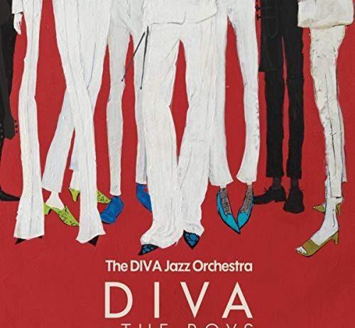 Untamed swingin' jazz The Diva Jazz Orchestra
