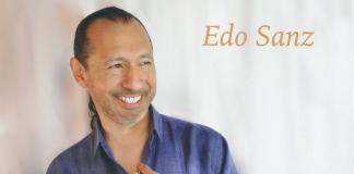 Shimmering solo piano Edo Sanz