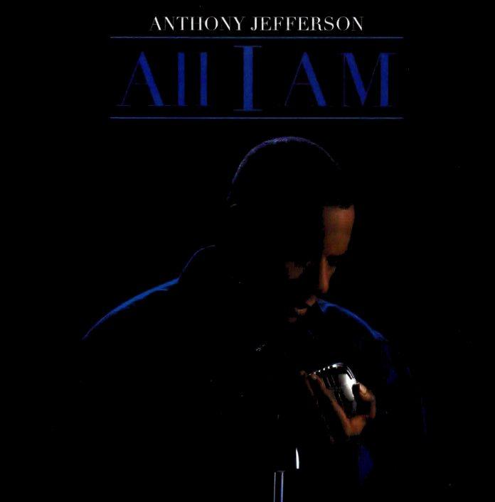 Romantic jazz vocals Anthony Jefferson