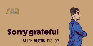 Lush jazz vocals Allen Austin-Bishop