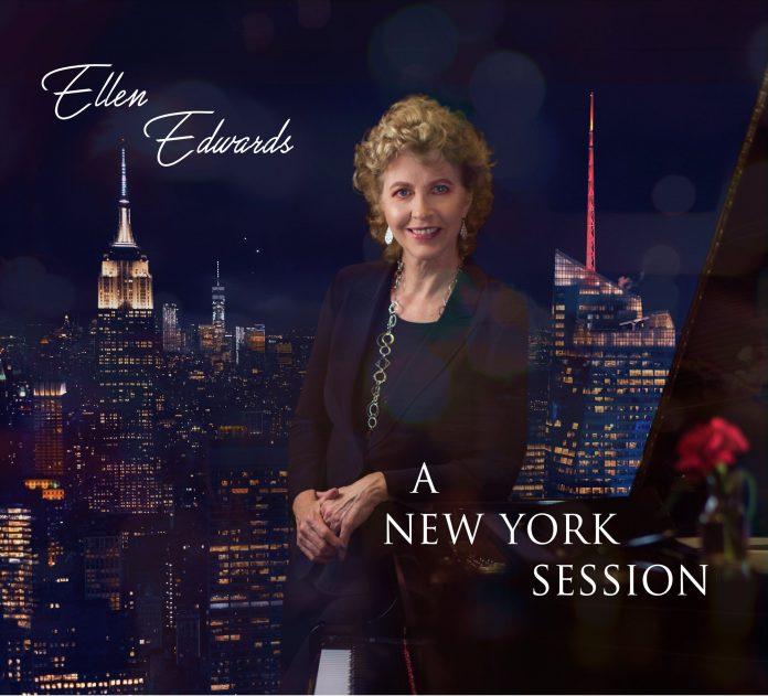 Extraordinary explosive jazz vocals Ellen Edwards