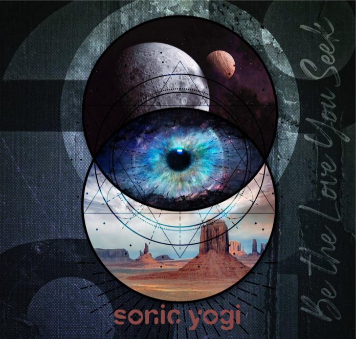 Beautiful sound therapy magic Sonic Yogi