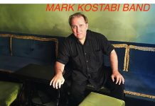 Brilliant piano jazz Mark Kostabi Band