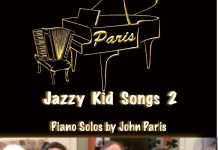 Abundantly joyful fun piano John Paris
