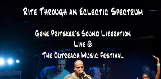 Delightfully diverse live jazz Sound Liberation