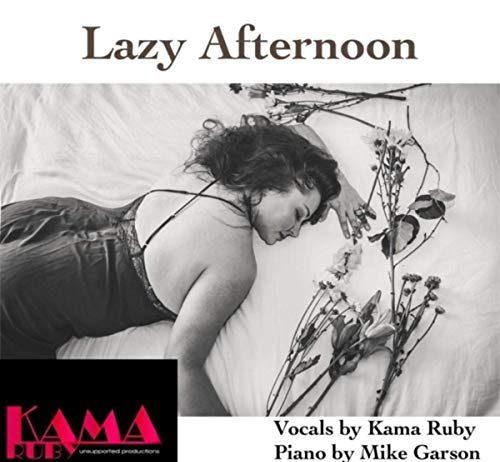 Lush thick jazz vocal video Kama Ruby Mike Garson Kris Tiner