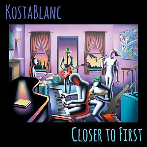 Downright funky creative music Kostablanc