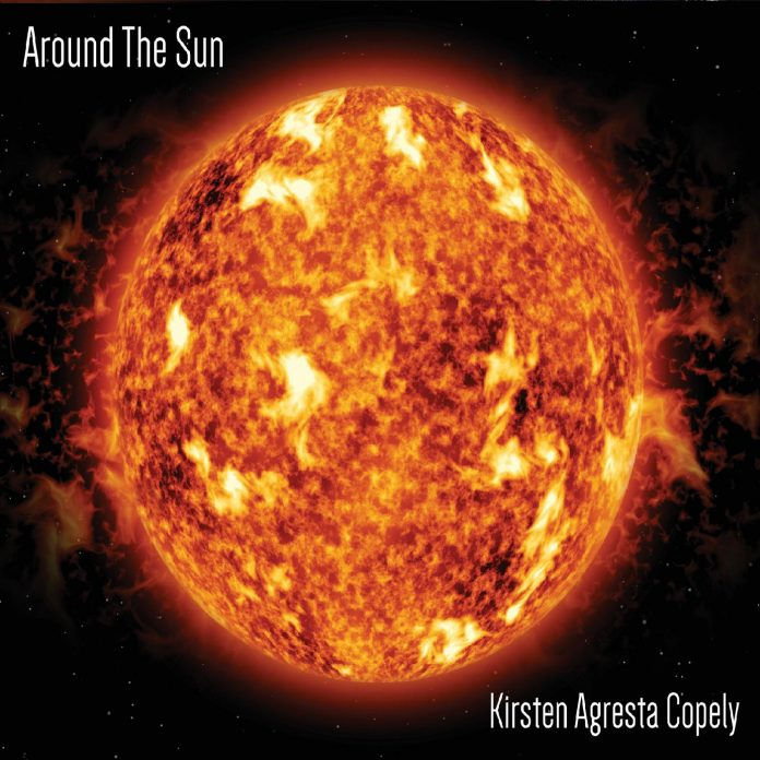 Exquisitely soulful sensual harp Kirsten Agresta Copely