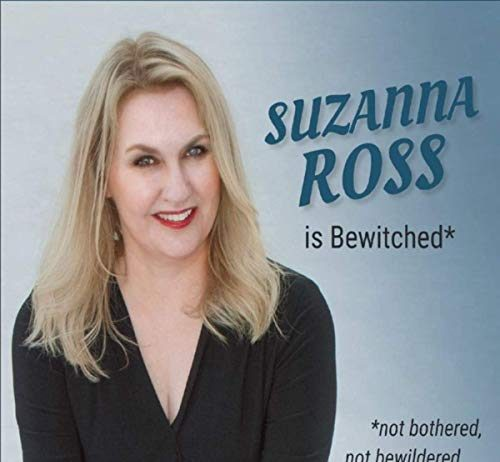 Impressive versatile jazz vocal debut Suzanna Ross
