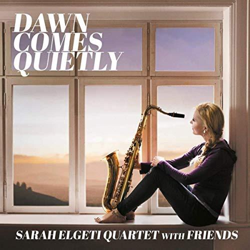 High talent reed jazz Sarah Elgeti Quartet