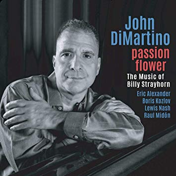 Stimulating swingin' jazz John di Martino