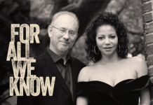 Wonderful romantic jazz vocals Gloria Reuben and Marty Ashby