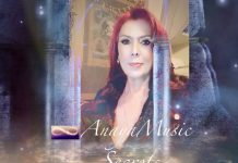 Ethereal enlightened angelic beauty Anaya Music