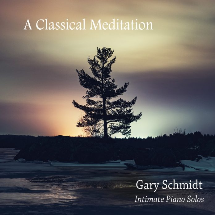 Beautifully calming solo piano Gary Schmidt
