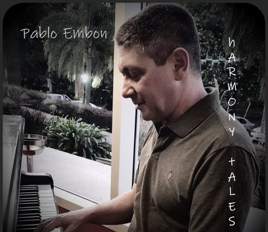 Highly creative jazz fusion Pablo Embon