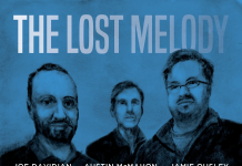 Equally stunning timeless jazz trio The Lost Melody