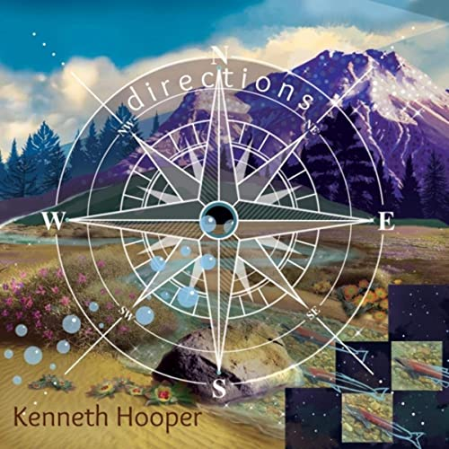Spirit healing musical beauty Kenneth Hooper