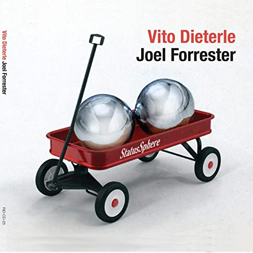 Creative inventive memories of Monk Vito Dieterle and Joel Forrester