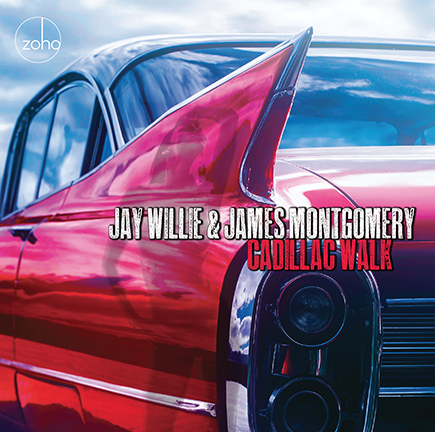 Super cool bluesy jazz Jay Willie & James Montgomery