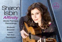 Sweetly spontaneous guitar magic Sharon Isbin