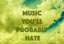 Delicious dastardly dichotomous music Brian Kastan, Travis Sullivan, Dave Berger, Danny Zanker