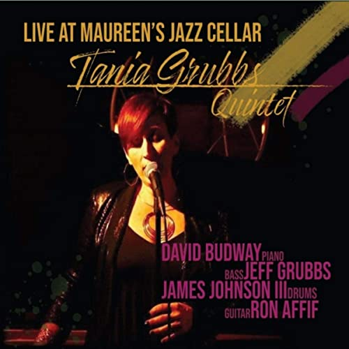 Lushly mellow jazz vocals Tania Grubbs Quintet