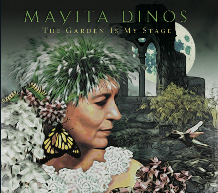 Naturally enchanting vocals Mayita Dinos