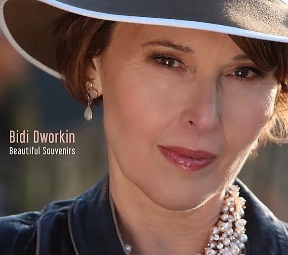 Exciting evocative jazz vocals Bidi Dworkin