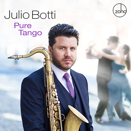 Wonderfully crafted jazz tribute Julio Botti