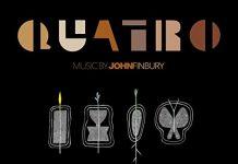 Diverse unorthodox jazz John Finbury featuring Magos Herrera, Chano Domínguez, John Patitucci and Antonio Sánchez