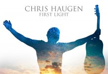 Lovely guitar turns darkness to light Chris Haugen
