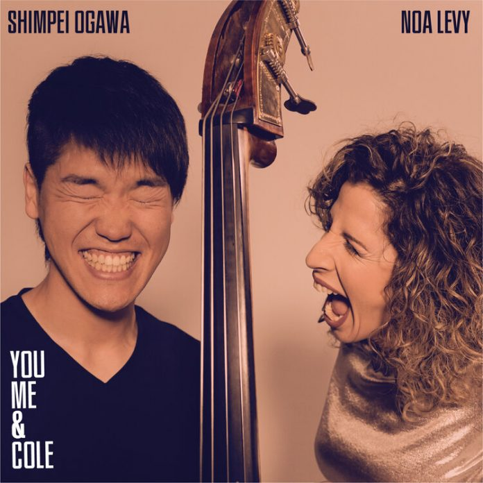 Absolutely unique vocal and bass jazz Shimpei Ogawa Noa Levy