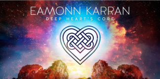 Spiritually healing musical beauty Eamonn Karran