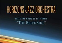 Solid swinging big band jazz debut Horizons Jazz Orchestra