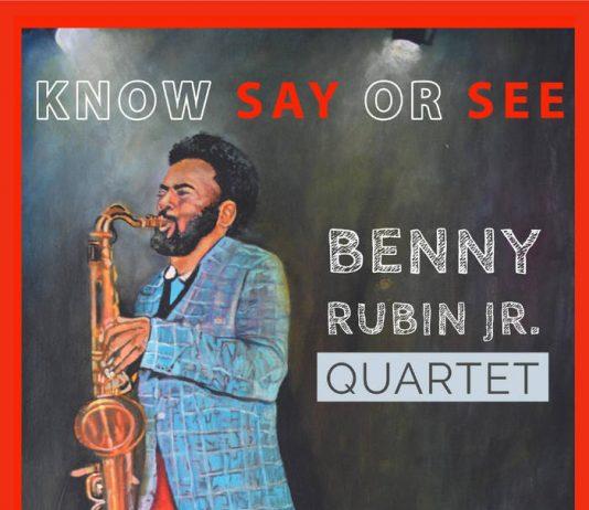 Exhilarating enchanting saxophone jazz Benny Rubin Jr