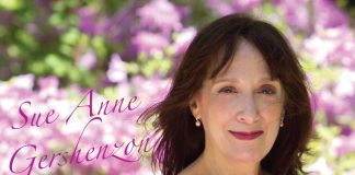 Delightful jazz vocal debut Sue Anne Gershenzon